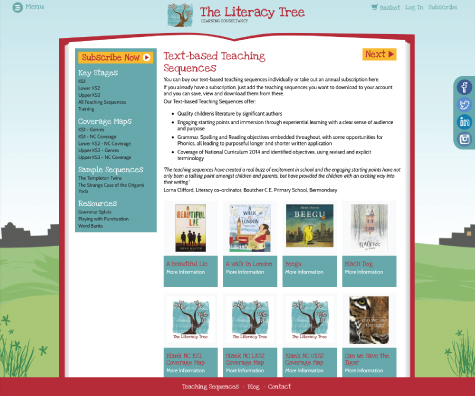 The Literacy Tree SS2