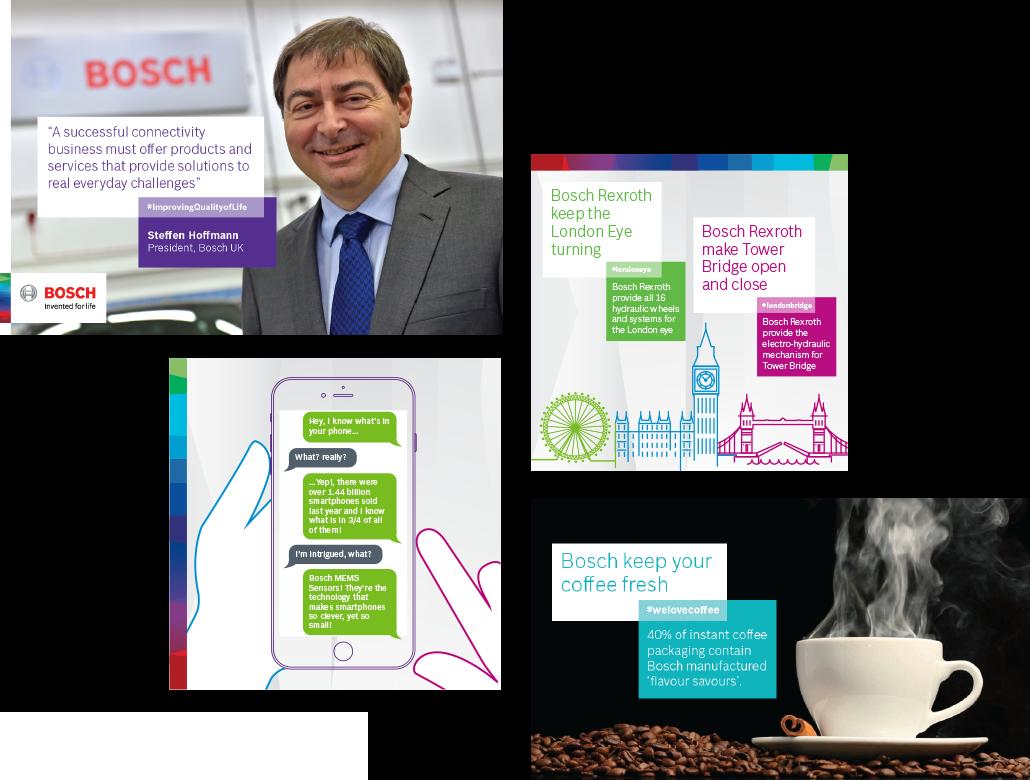 Bosch Comms Social