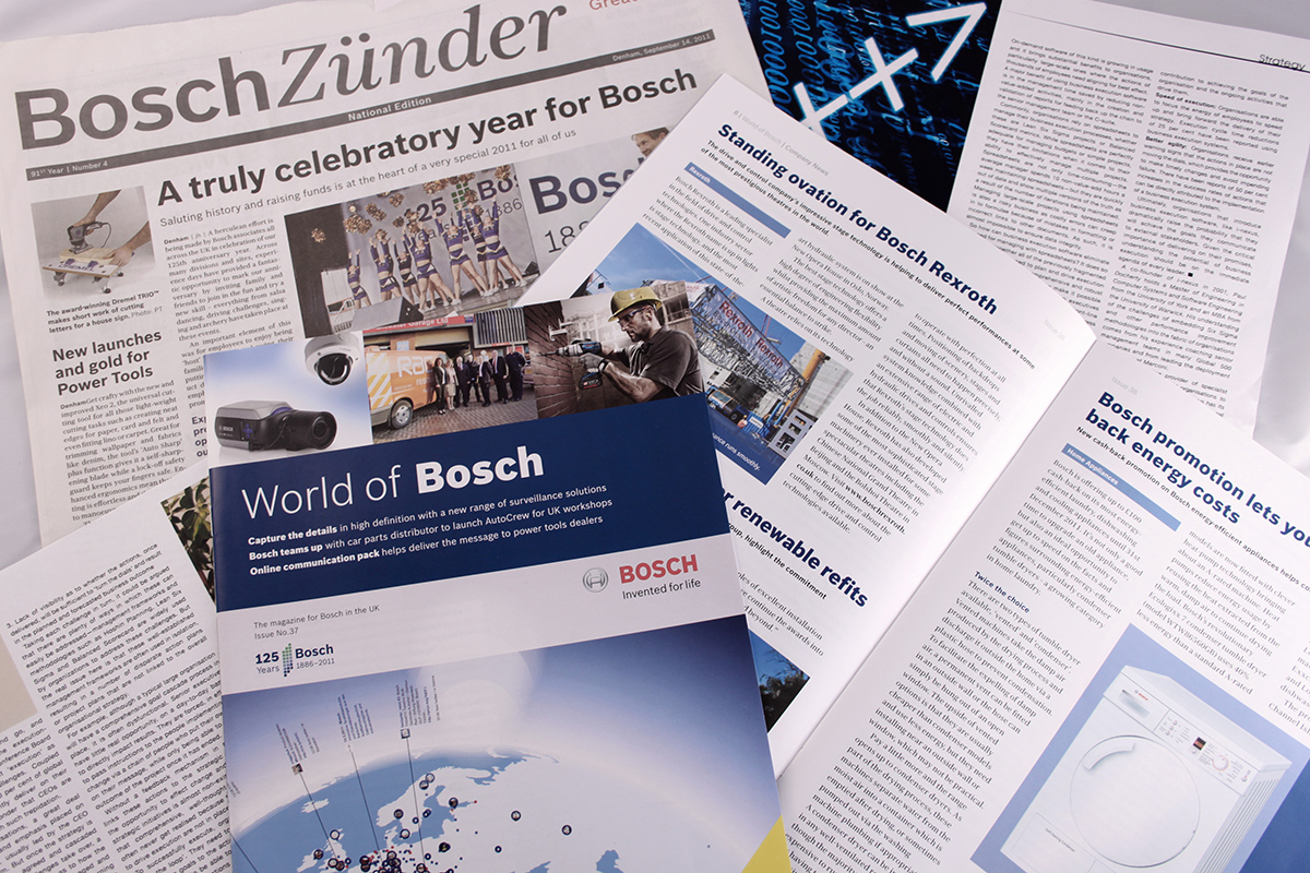 Bosch | World of Bosch Print
